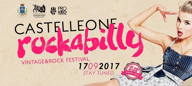 Catelleone Rockabilly Vintage 2017